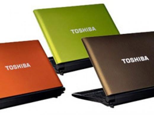 Toshiba gadgets for geeks