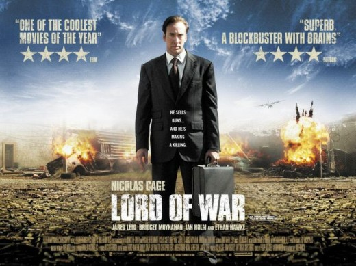 SEO bloggers remind me of the Lord of War, Google can't really get rid of us, because without us there is no war and without the war there is no Google