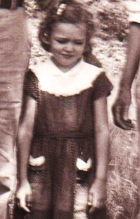 ladybluewriter at 4 years old
