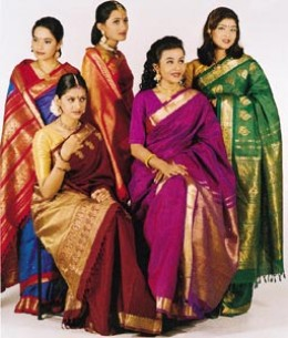 South Pattu sarees
