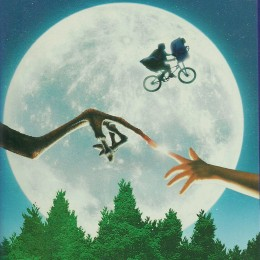 """""""E.T The Extra-Terrestrial"""" was voted by movie fans as one of the all-time best films."""
