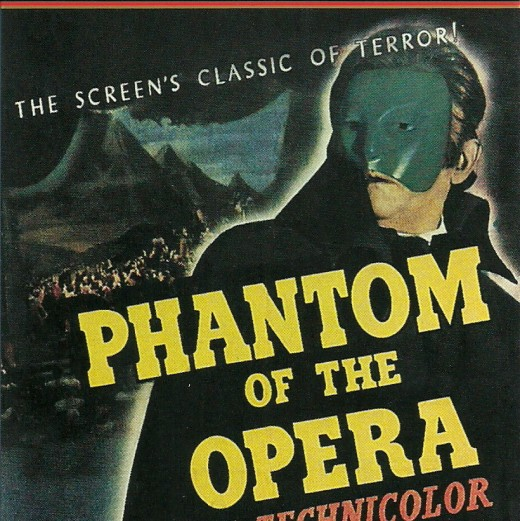 "The Muse and the Girl -- A desperate tangle in ""Phantom of the Opera""!"