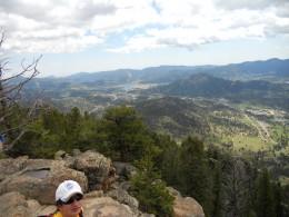 Deer Mountain Summit