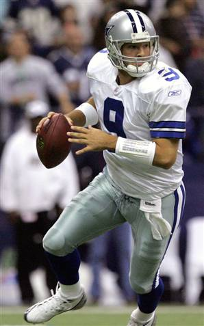 QB Tony Romo