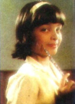 baby Aishwarya rai