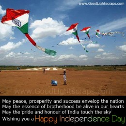 importance of independence of india Respected dignitaries and my dear friends, on this occasion of great pride and honour, that indian independence day is for us, i salute the spirit of india and its people.