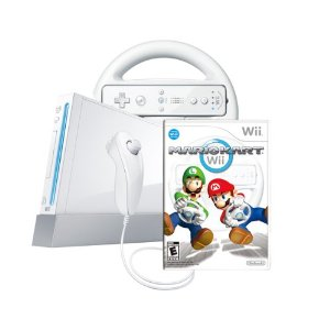 The Nintendo Wii system offers several educational video game titles.
