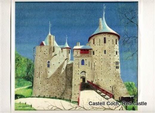 Замок Coch castle - Страница 4 5389231_f520