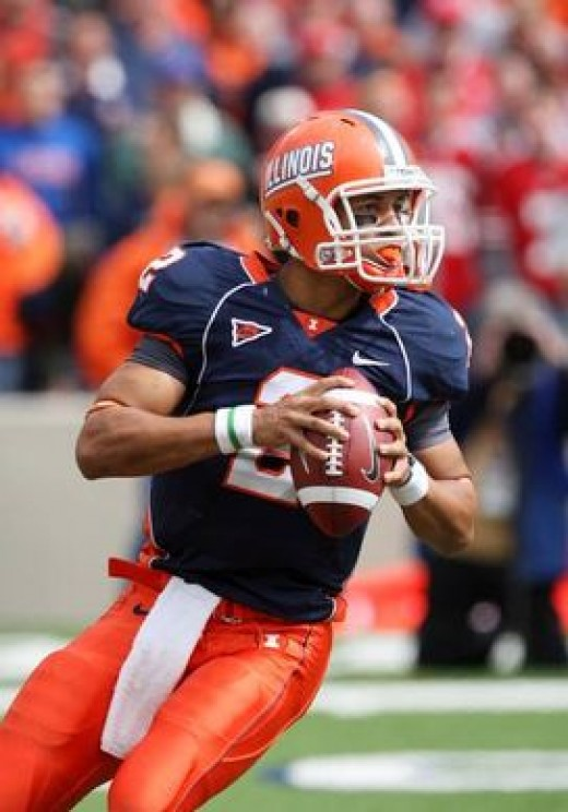 QB Nathan Scheelhaase (Illinois)