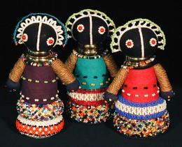Ndebele Fertility Dolls