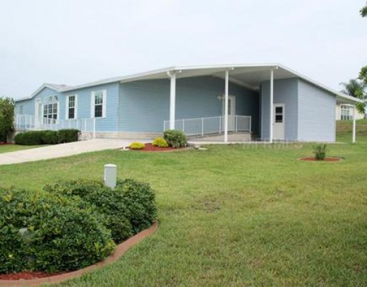 A 3-bedroom 2-bath 2071-sq-ft home in Zephyrhills, Florida, listed for $150,000 with location eligible for a USDA home loan