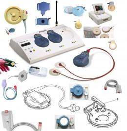 Fetal Transducers - Corometrics 2264 & 5700, HP/Philips M1355A & M1356A and Avalon Fetal Transducers