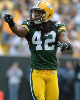 S Morgan Burnett being back from injury helps solidify the Packers defense