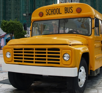 School bus safety is an important inside the bus as it is outside.