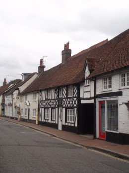 Roald Dahl Museum and Story Centre is on the quaint Great Missenden High Street