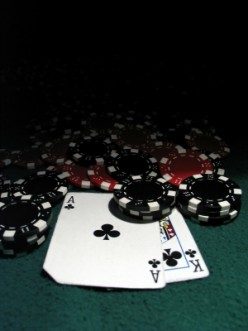 The Social Anxiety Disorder Poker Game