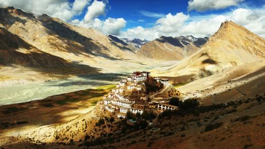 Ki Gompa monastery