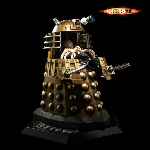 A Dalek in its true form