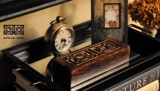 This personalized gift will sit beautifully on a coffee table or shelf