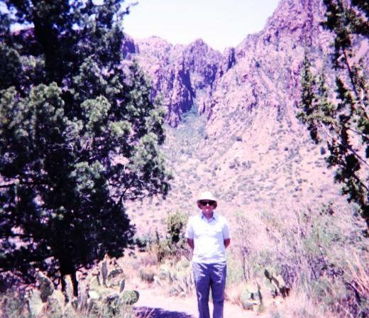 Hiking in Big Bend