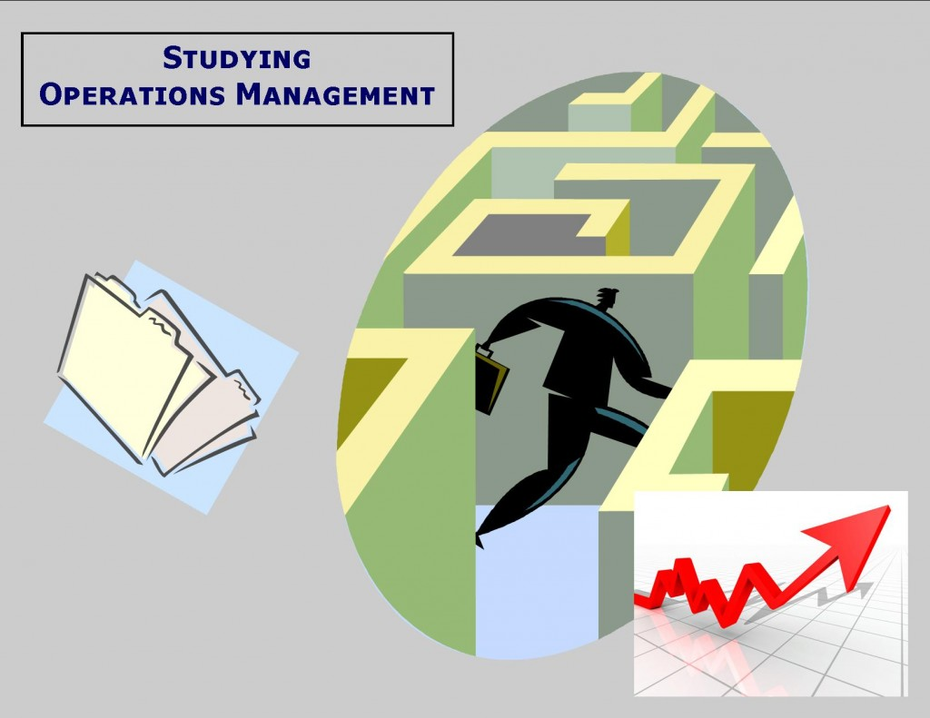 business studies operations management aims Operations management is the administration of business practices to create the  highest level of efficiency possible within an organization.