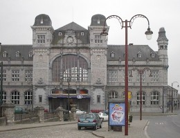 Verviers central station
