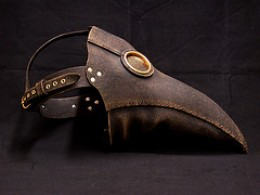 Plague Doctor's Mask Source: flickr.com