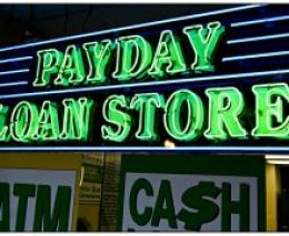 Beware of fake payday loan companies that are harvesting all your personal information.