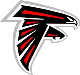 Can the Falcons be the first team to repeat as the winners of the South Division?