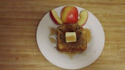 Muilti-grain French Toast