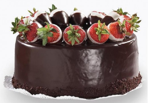 Have a slice of cake and celebrate with me!