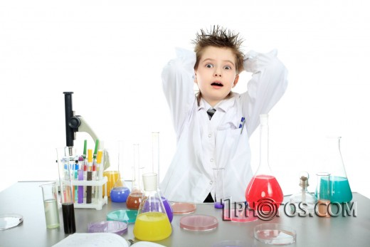 You don't need to become a scientist to be able to choose products wisely. Simply reading the product labels will suffice.