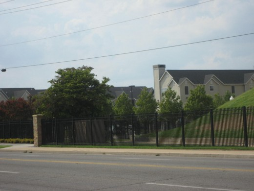 TSU housing (Tulsa University)