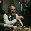 """Paul Newman, as """"Henry Gondorff,"""" who starred with Robert Redford in the best movie about confidence men, """"The Sting."""""""
