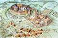 CONQUEST - 20: SETTLERS ON A FOREIGN SHORE - Whilst Other Incomers Try To Blend In, The Normans Build Castles