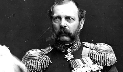 "Tsar Alexander II, ""The Liberator"""