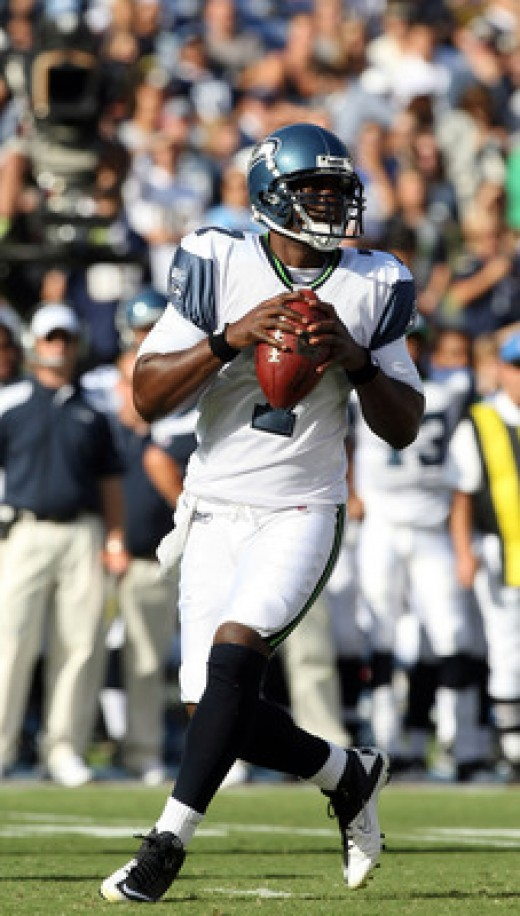 QB Tarvaris Jackson now has the confidence of his team, unlike his years in Minnesota