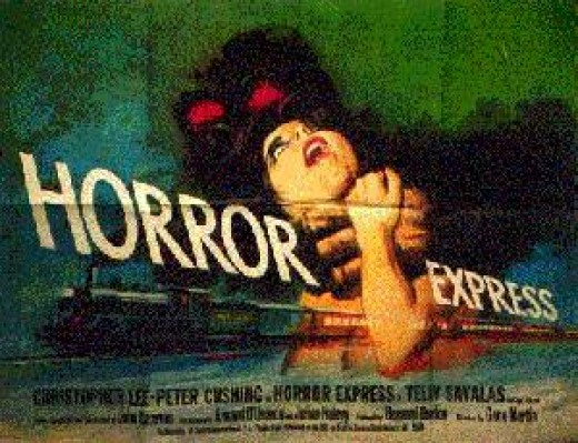They just don't make horror movie posters this cool anymore.