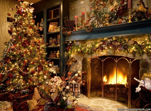 christmas just where did all those traditions  e from
