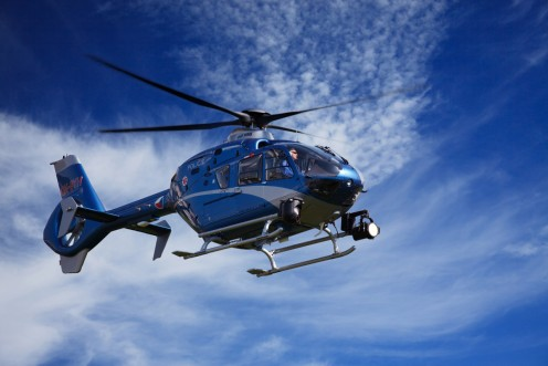 Police Choppers Cause Significant Noise Disturbance to Large Areas of Residential Homes.