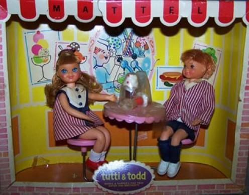 Tutti and Todd