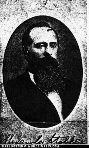 My 3xgreat grandfather, the man of many wives.