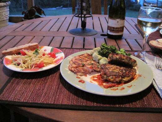 Slow food is sustainably grown, lovingly prepared and joyfully eaten.