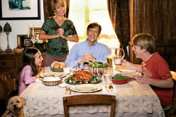 What is for Dinner?  Conversation Starters for Family Mealtimes