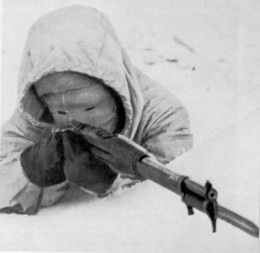 The white death, simo hayha the sniper who pinned down 700 russians