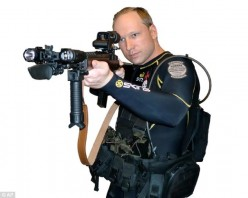 Freemason Norwegian shooter Anders Breivik was mind controlled