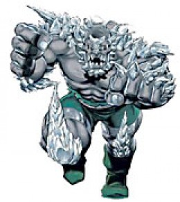 DOOMSDAY, ENEMY OF SUPERMAN.