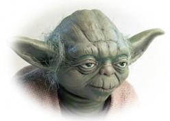 If a Christian Yoda was