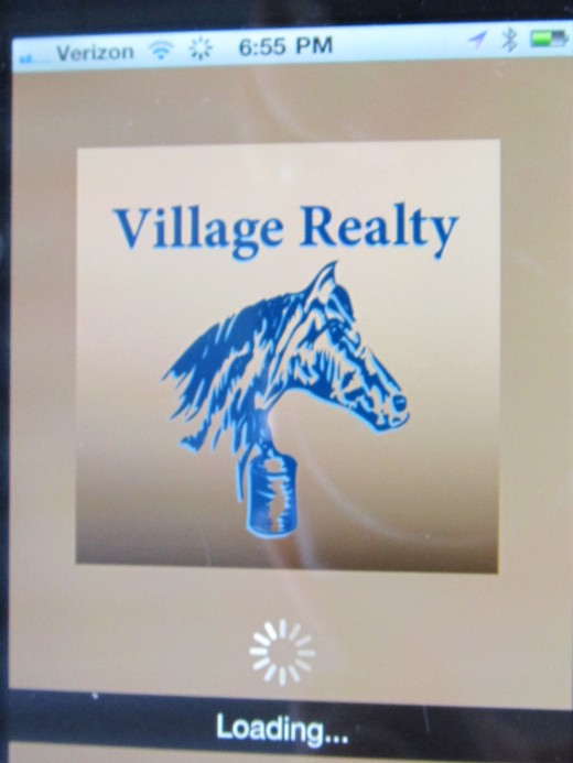 Village Realty has an app as well as Twiddy.