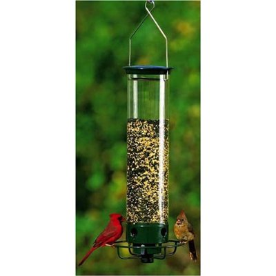 Droll Yankees YF Flipper Bird Feeder -- image source: amazon